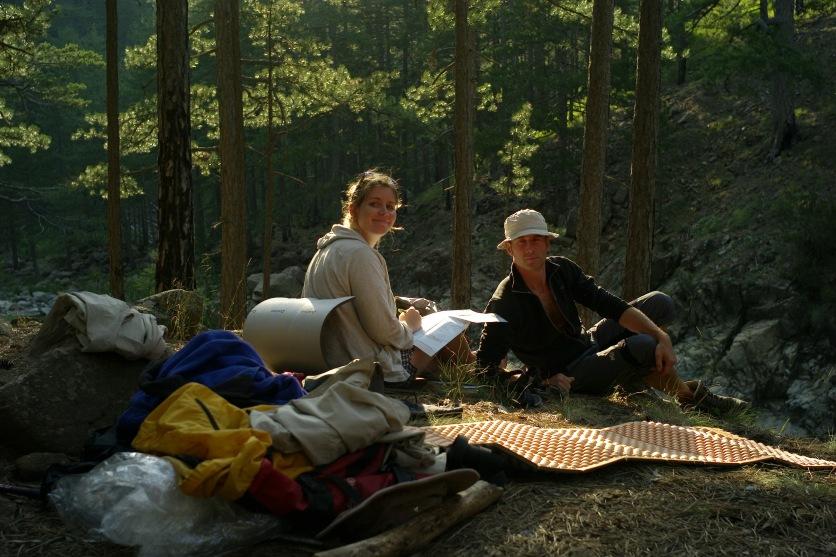 Camping in Vália Kálda