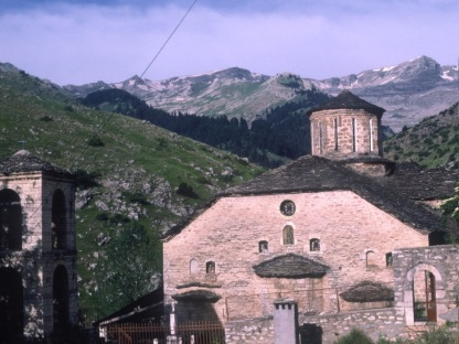 Khalíki main church