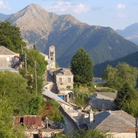 Kalarítes village