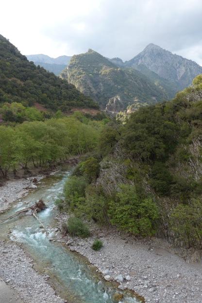 Agrafiótis river