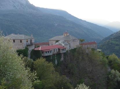 Spiliá monastery