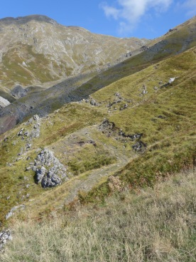 Path to Alamáno