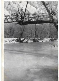 Bridge at Fortósi 1978